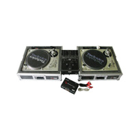 Turntable + Mixer + Serato Package
