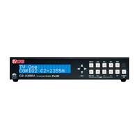 TV One Universal Scaler / Converter / Switcher