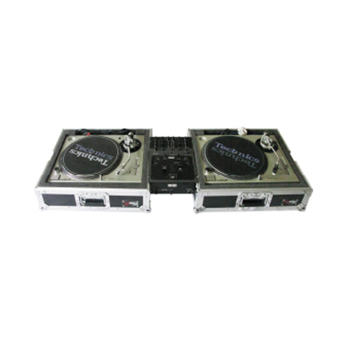 Turntable + Mixer Package